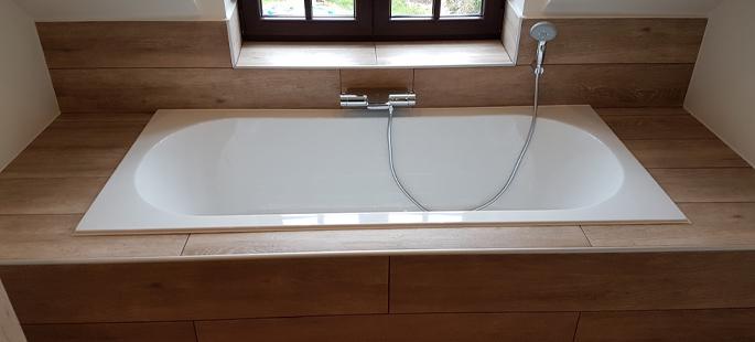 Rénovation de salle de bain à Soignies
